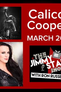 The Jimmy Star Show with Ron Russell - Calico Cooper/Maria Olsen  - Calico Cooper/Maria Olsen