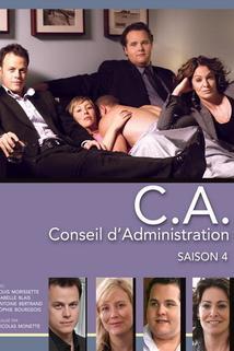 C.A. - Conseil d'administration