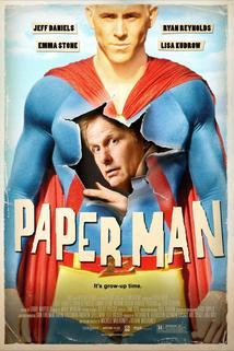 Paper Man  - Paper Man