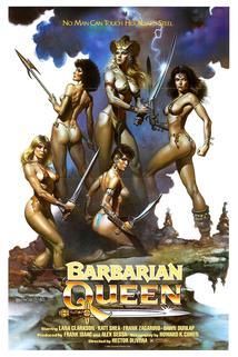 Královna barbarů