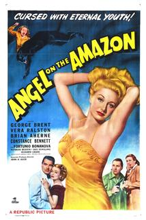 Angel on the Amazon  - Angel on the Amazon