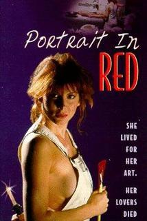 Zhoubná vášeň  - Portrait in Red