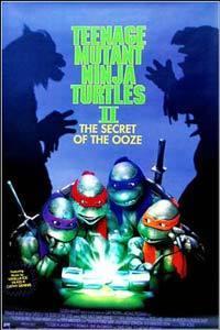 Želví nindžové II: Tajemství kapaliny