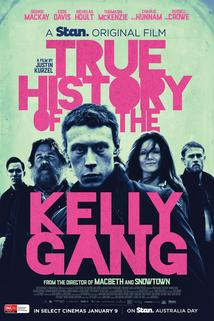 True History of the Kelly Gang, The