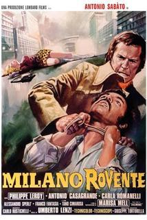 Milano rovente