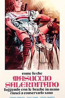 Come fu che Masuccio Salernitano, fuggendo con le brache in mano, riuscì a conservarlo sano  - Come fu che Masuccio Salernitano, fuggendo con le brache in mano, riuscì a conservarlo sano