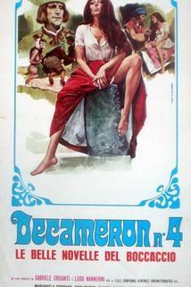 Decameron No. 4 - Le belle novelle di Boccaccio