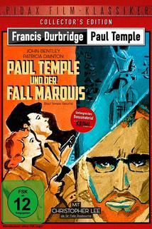 Paul Temple Returns  - Paul Temple Returns