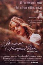 Plakát k filmu: Piknik na Hanging Rock