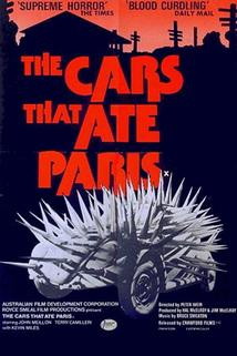 Auta, která snědla Paříž