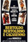 Bertoldo, Bertoldino e... Cacasenno (1984)