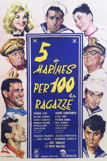 5 marines per 100 ragazze
