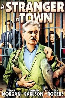 A Stranger in Town  - A Stranger in Town