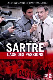 Sartre, věk vášní