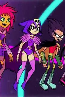 Teen Titans Go! - The Day the Night Stopped Beginning to Shine and Became Dark Even Though It Was the Day Chapter Three: Playing Hard to Get  - The Day the Night Stopped Beginning to Shine and Became Dark Even Though It Was the Day Chapter Three: Playing Hard to Get