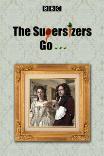 The Supersizers Go...  - The Supersizers Go...