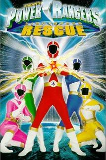 Power Rangers Lightspeed Rescue  - Power Rangers Lightspeed Rescue