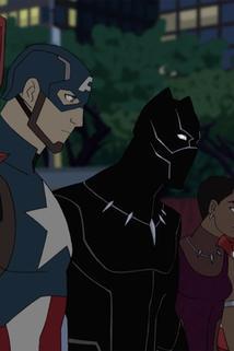 Avengers - Sjednocení - Shadow of Atlantis: Part One  - Shadow of Atlantis: Part One