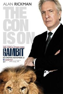 Plakát k filmu: Gambit