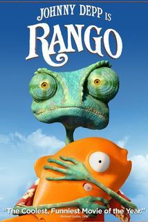 Plakát k filmu: Rango