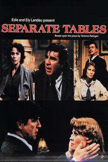 Oddělené stoly  - Separate Tables