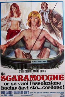 Da Scaramouche or se vuoi l'assoluzione baciar devi sto... cordone!