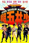 Pět mistrů Shaolinu (1974)