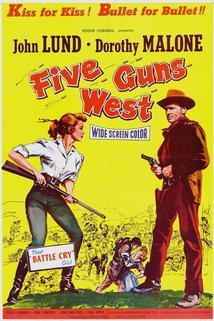 Pět pušek