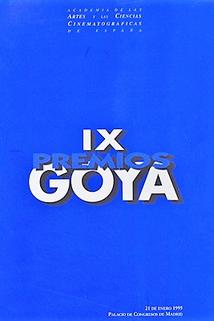 IX premios Goya