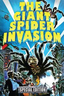 Invaze obřích pavouků