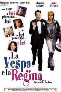 Vespa e la regina, La
