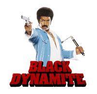 Plakát k filmu: Černej Dynamit