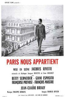 Plakát k filmu: Paříž nám patří