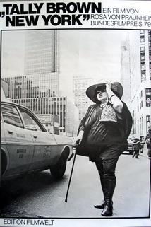 Tally Brown, New York