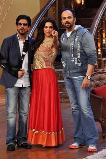 Comedy Nights with Kapil - Deepika, SRK & Rohit Shetty  - Deepika, SRK & Rohit Shetty