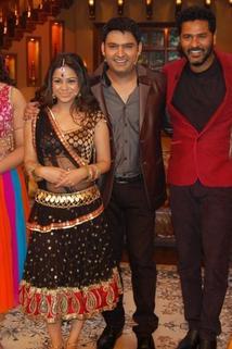Comedy Nights with Kapil - Prabhudeva and Girish  - Prabhudeva and Girish