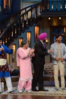 Comedy Nights with Kapil - Irfan Khan and Arjun Rampal  - Irfan Khan and Arjun Rampal