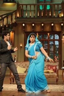 Comedy Nights with Kapil - Tusshar Kapoor and Ravi Kishan  - Tusshar Kapoor and Ravi Kishan