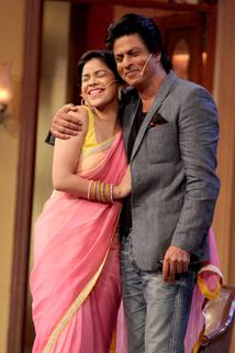 Comedy Nights with Kapil - Shahrukh Khan and Rohit Shetty  - Shahrukh Khan and Rohit Shetty