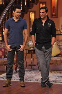 Comedy Nights with Kapil - Akshay Kumar, Sonakshi Sinha and Imran Khan  - Akshay Kumar, Sonakshi Sinha and Imran Khan