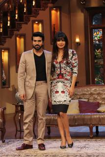 Comedy Nights with Kapil - Ram Charan and Priyanka Chopra  - Ram Charan and Priyanka Chopra