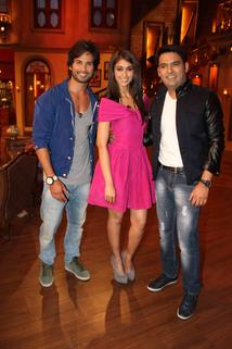 Comedy Nights with Kapil - Shahid Kapoor & Ileana D'Cruz  - Shahid Kapoor & Ileana D'Cruz