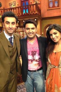 Comedy Nights with Kapil - Ranbir Kapoor & Pallavi Sharda  - Ranbir Kapoor & Pallavi Sharda