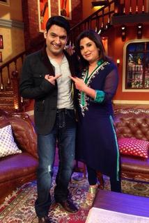 Comedy Nights with Kapil - Farah Khan  - Farah Khan
