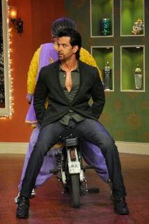 Comedy Nights with Kapil - Hrithik Roshan  - Hrithik Roshan