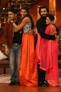 Comedy Nights with Kapil - Ranveer Singh & Deepika Padukone  - Ranveer Singh & Deepika Padukone