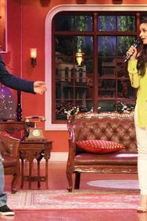 Comedy Nights with Kapil - Highway Par Randeep, Alia aur Imtiaz Ke Saath  - Highway Par Randeep, Alia aur Imtiaz Ke Saath