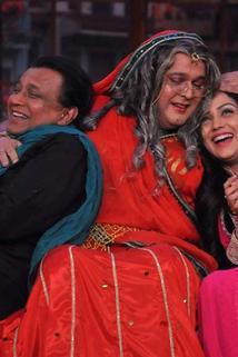 Comedy Nights with Kapil - Mithun, Misthi & Karthik - Kaanchi  - Mithun, Misthi & Karthik - Kaanchi
