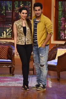 Comedy Nights with Kapil - Karishma Kapoor, Armaan & Deeksha  - Karishma Kapoor, Armaan & Deeksha