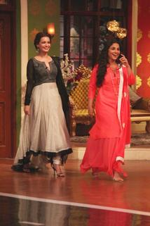 Comedy Nights with Kapil - Vidya & Dia Mirza - Bobby Jasoos  - Vidya & Dia Mirza - Bobby Jasoos